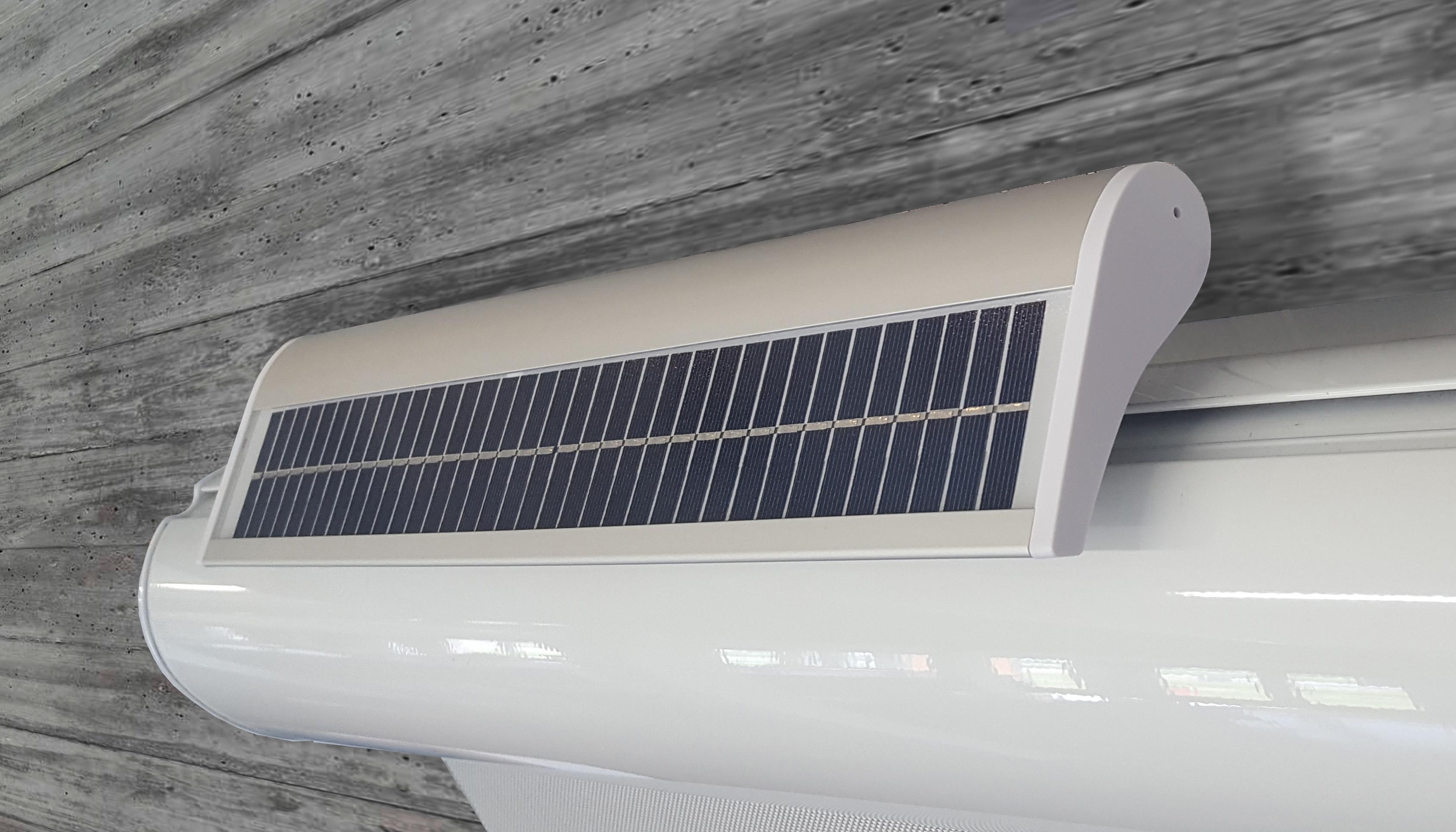Multishade - pile solaire